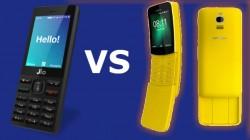 జియోఫోన్ని Nokia 8110 సవాల్ చేస్తుందా, ప్రత్యేకతమైన ఫీచర్లు ఏంటీ..?