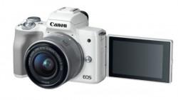 24 MP, 4k వీడియో రికార్డింగ్ తో Canon EOS M50