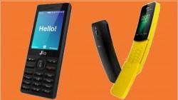 జియోఫోన్ Vs నోకియా 8110 4G, సవాల్ చేసే ఫీచర్లు ఏంటీ ?