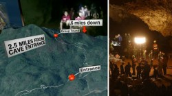 ఆపరేషన్ థాయ్లాండ్, చీకటి గుహలో ఏం జరుగుతోంది