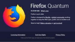 విప్లవాత్మక ఫీచర్లతో Firefox 61