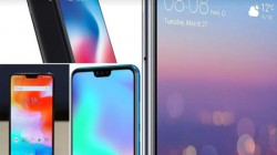 iPhone Xను తలపిస్తోన్న 8 ఆండ్రాయిడ్ స్మార్ట్ఫోన్లు
