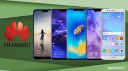2018లో లాంచ్ అయిన బెస్ట్ Huawei స్మార్ట్ఫోన్లు