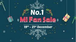 రేపటినుంచి షియోమి 'No.1 Mi Fan Sale' ప్రారంభం