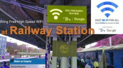 APలొ 51 రైల్వే స్టేషన్ లలో ఫ్రీ Wi-Fi
