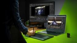 మాక్ బుక్ ప్రో కు పోటీగా RTX స్టూడియో ల్యాప్ టాప్లను ప్రకటించిన NVIDIA