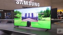 ప్రపంచంలో మొట్టమొదటి QLED 8K TVని ప్రారంబించిన శామ్సంగ్