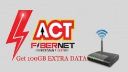 ప్రపంచ కప్ ఆఫర్ కింద 100GB అదనపు డేటాను అందిస్తున్న ACT ఫైబర్నెట్