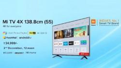Mi TV 4X 55-inch 2020 ఎడిషన్ : ధర & ఫీచర్స్ ఎలా ఉన్నాయో ఓ లుక్ వేయండి