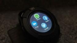 leehur v8 smartwatch తక్కువ ధరకే ఎక్కువ ఫీచర్లు