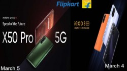 Realme X50 Pro 5G,iQOO 3 5G: ఇండియా మొదటి 5G ఫోన్ల సేల్స్ & ఆఫర్స్...