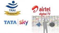 Tata Sky, Airtel Digital TV ఆపరేటర్ల టీవీ కనెక్షన్ కొత్త ధరలు ఇవే...