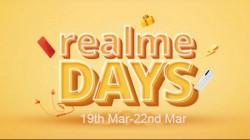 Realme Days Sale: మళ్ళీ మళ్ళీ దొరకని గొప్ప తగ్గింపు ఆఫర్స్..