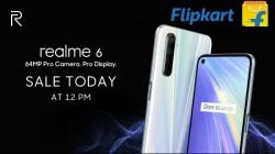 Realme 6 స్మార్ట్ఫోన్ సేల్స్ ప్రారంభం... ఆఫర్స్ ఇవే...