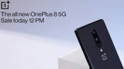OnePlus 8 5G Sale:రూ.2000 తగ్గింపుతో & గొప్ప ఆఫర్లతో నేడే మొదటి సేల్స్...