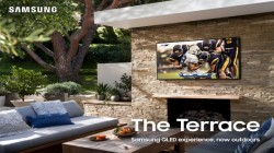 Samsung Outdoor TV: కొత్త రకం స్మార్ట్ టీవీకి శ్రీకారం... ఇక మేడ మీద కూడా చూడవచ్చు
