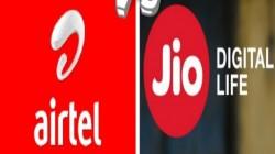 రోజుకు 2GB డేటాను అందిస్తున్న Airtel, Jio ప్రీపెయిడ్ ప్లాన్లు ఇవే....