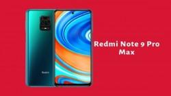 Redmi Note 9 Pro Max Sale: ఊహించని ఆఫర్లతో గొప్ప అవకాశం!!!