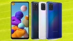 Samsung Galaxy A21s లాంచ్!!! మిడ్-రేంజ్ స్మార్ట్ఫోన్లలో బెస్ట్ ఇదే!!!