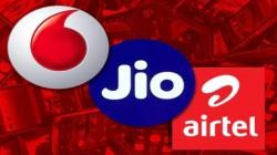 Airtel,Jio,Vodafone రోజువారి 2GB డేటా ప్లాన్లు!!! Vodafone అదనంగా 2GB డేటా ...