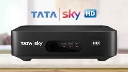 Tata Sky +HD STB కొనుగోలుకు సరైన సమయం!! సగానికి సగం తగ్గిన STB ధర...