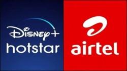 Disney+ Hotstar VIP చందాను ఉచితంగా అందిస్తున్న Airtel ప్లాన్లు ఇవే!!