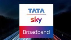 Tata Sky Broadband తక్కువ ధర వద్ద అందిస్తున్న ఫిక్సడ్ డేటా ప్లాన్లు ఇవే!!!