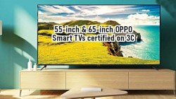Oppo Smart TV త్వరలో లాంచ్ కానున్నాయి!!! అందుబాటు ధరలోనే...